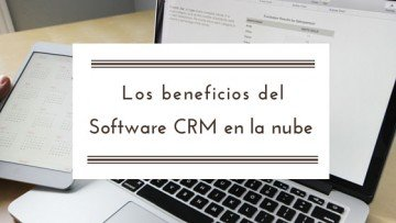 Software crm en la nube