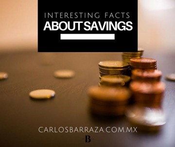 Facts about savings