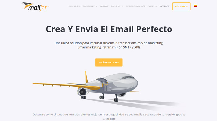 Mailjet Email Marketing