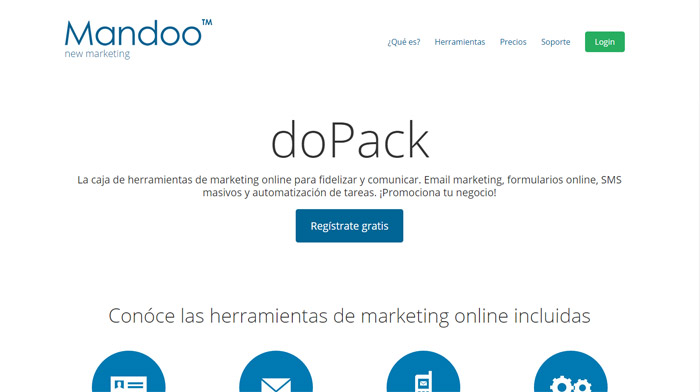 Mandoo Email Marketing