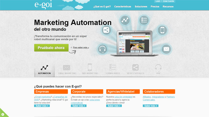 E Goi Marketing Automation
