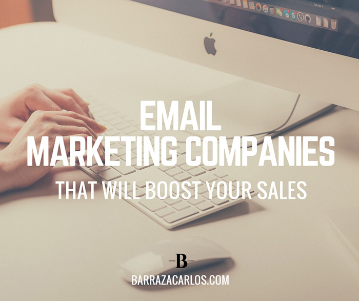 Email marketing companies that will boost your sales for Advertising sales companies