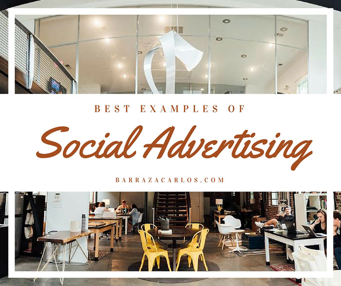 11 Best Social Advertising Examples Videos Images