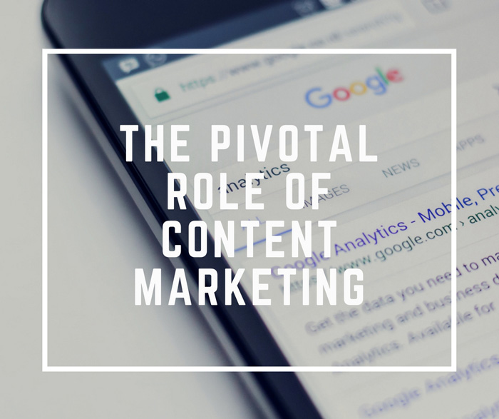 role of Content Marketing