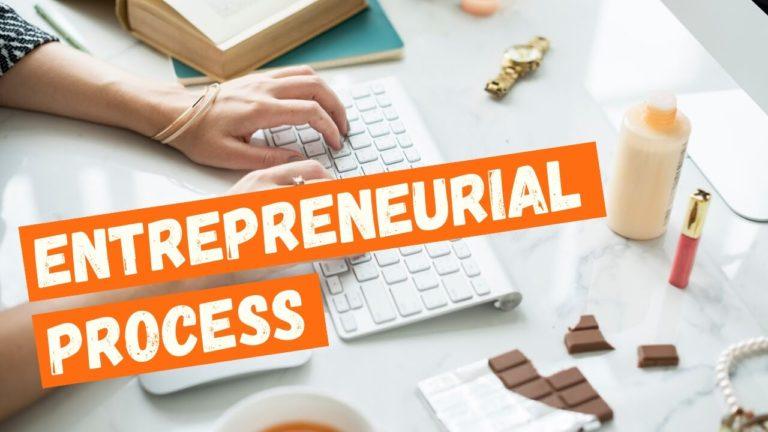 processus entrepreneurial