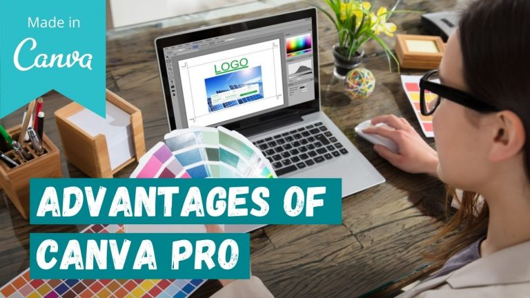 Advantages of canva pro