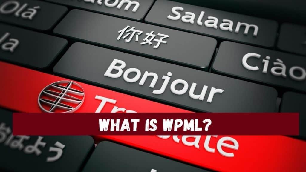 Wat is WPML