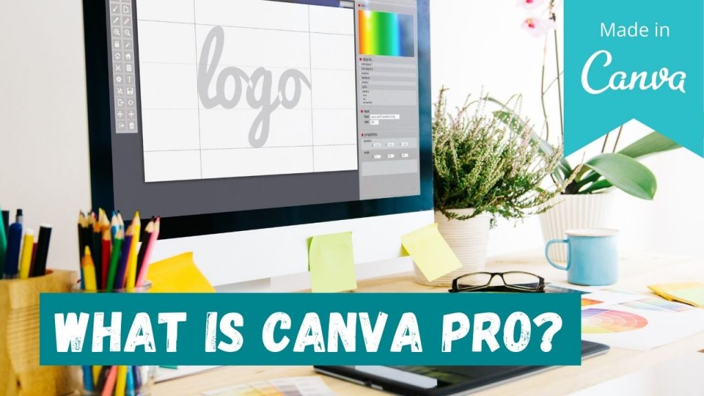 what is canva pro