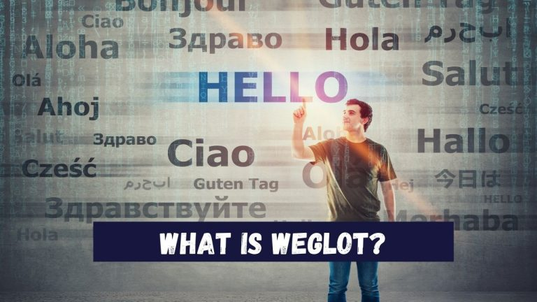 что такое weglot