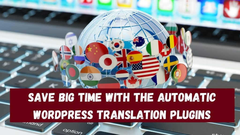 Automatic wordpress translation plugins