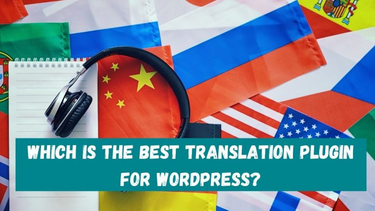 best translation plugin for WordPress