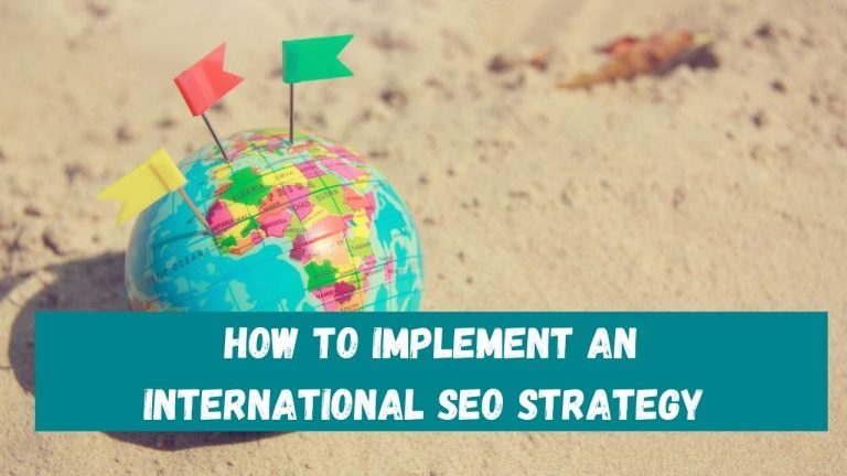international seo strategy