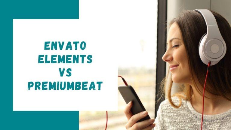 Envato Elements vs PremiumBeat