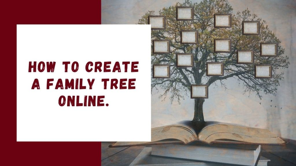 How to create a family tree online