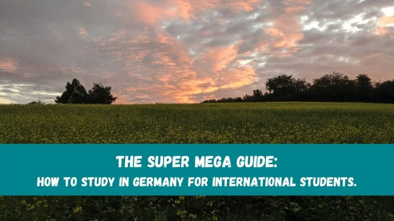 Study in Germany for International Students - Cover