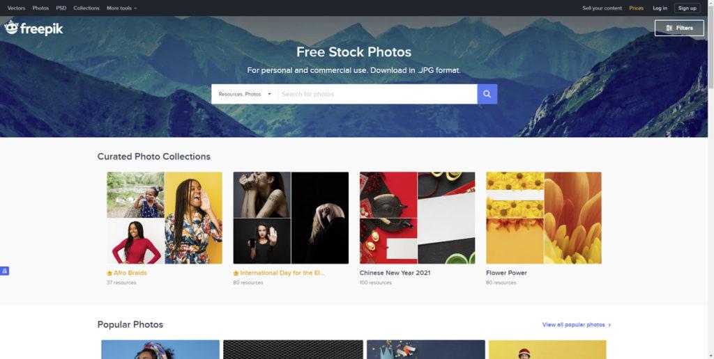 Freepik-Stock-Photos