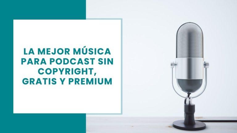 musica para podcasts