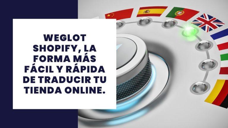 Weglot Shopify