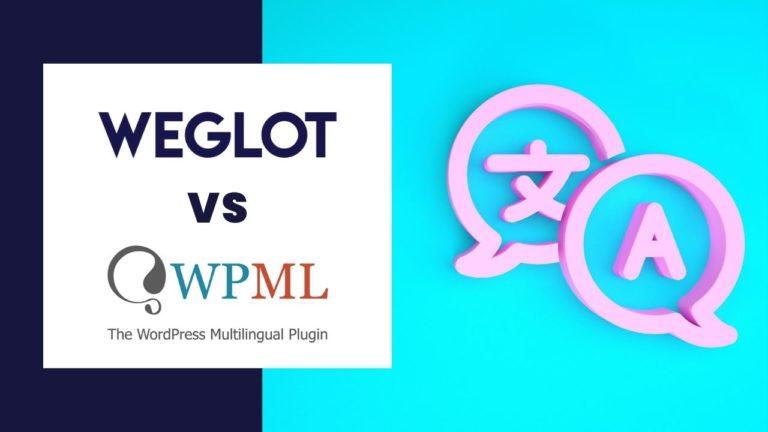 Weglot vs WPML