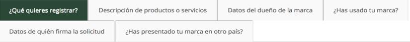 registro de marca en mexico paso 7