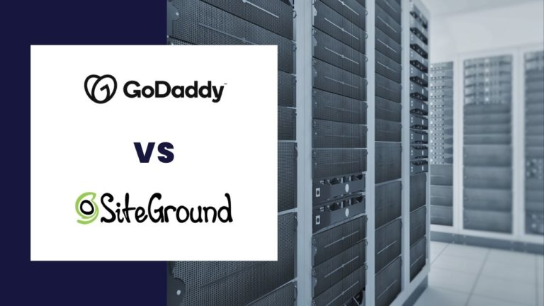 Godaddy vs Siteground