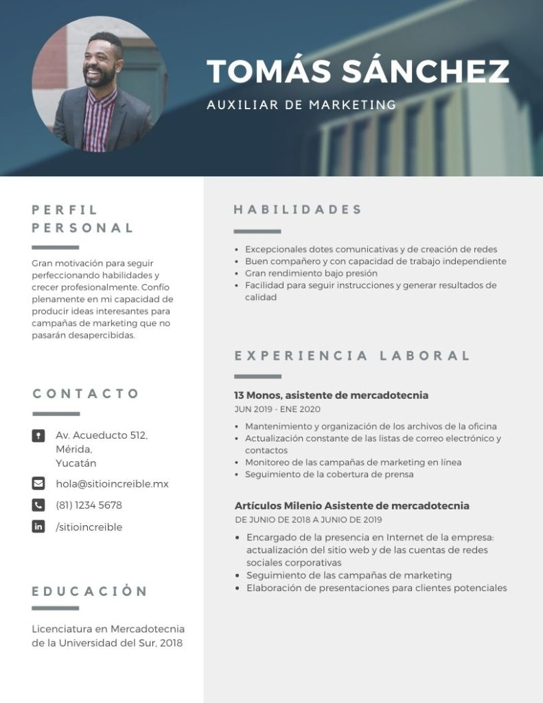 Resume-example-digital-marketing