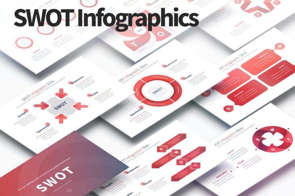 SWOT Infographics