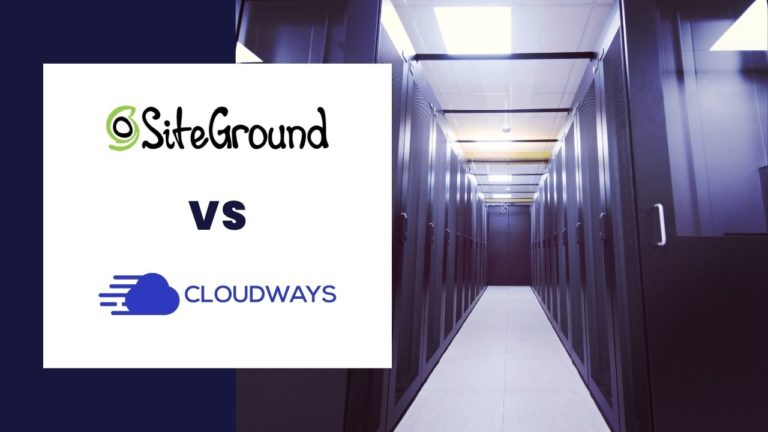 Siteground vs Cloudways