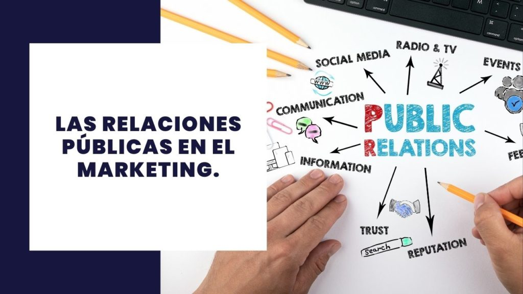 Relaciones públicas en Marketing