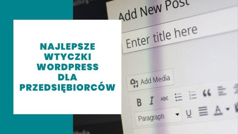najlepsze wtyczki wordpress