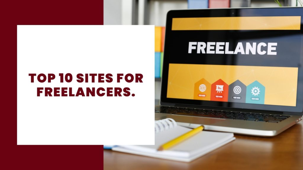 Top 10 sites for freelancers